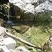 Ri di Larecc - Badewanne bereit