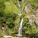 Wasserfall im Valle di Prato