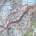 Karte Col de la Terrasse