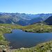 noch ein See vor wunderschöner Kulisse