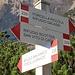 Kurz oberhalb des Rif. Scotter zweigt Steig Nr. 229 steil, aber in vielen bequemen Serpentinen angelegt, Richtung Forcella Piccola und Rifugio Galassi ab .....
