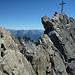 Gipfel Dreiländerspitz