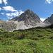 Und immer wieder die Dremelspitze - man komt nicht umher, diesen schönen Berg zu fotografieren