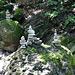 Steinmännchen-Garten