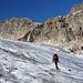 Querung und hinauf unter das Silvrettahorn
