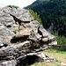 der Hohle Stein - er diente schon vor Jahrtausenden als Rast- und Übernachtungsstätte für Jäger.