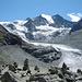 Steinmännli mit Gletscherwelt