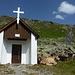 Kapelle bei der Wiesbadener Hütte