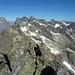 Blick vom Gipfel gegen Osten