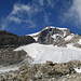Die [hut8711 Capanna Giovanni Gnifetti] liegt nur rund 150m höher als das [hut7172 Rifugio Città di Mantova].