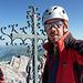 Wildhorn 3246.3m mit Gipfelkreuz