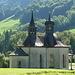 Pieux édifice ; le pèlerinage de Grafenort : Y a t'il endroit plus propice pour penser à Dieu ?