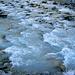 La Navisence, der Talbach. Direkt vom Gletscher kommt dieser kühle Strom.
