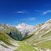 Rückblick zur Alp Zavretta