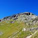 Schöner Steig zur Schwarzhornfurgga (links mit etwas Schnee)