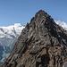 Der Gipfelaufbau des Jegihorn