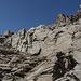 Im Abstieg von Jegihorn