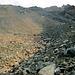 Interessante Färbungen im Abstieg vom Col de Milon