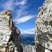 Im Aufstieg zum Birkenkofel, oder Croda dei Baranci,2922m.