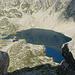 dalla Bocchetta della Crosa un tuffo nel Lago superiore di Antabia