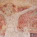 affresco dell'oratorio della Presa recuperato nella chiesetta di San Carlo