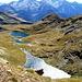 in vicinanza dell' anello, lago Battaglia, lago Pocia, lago Lungo.