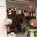 Musikbazar in den Souks von Marrakesch