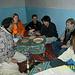 Teepause in der Gîte in Tagadilt