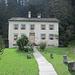 Das  Nietzsche-Haus in Sils-Maria<br />rechts am Haus vorbei beginnt der Weg nach Marmorè
