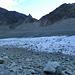 Auf dem Glacier de Cheillon