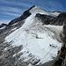Gletscher auf der Zapportseite