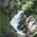 Wasserfall bei Larecc