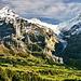 Gewaltige Bergkulisse um den Oberen Grindelwaldgletscher!