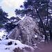 Kleine Klettereinlagen