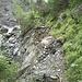 Der Weg vom Gasterntal nach Kandersteg ist immer noch nicht komplett begehbar