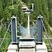 Il ponte che collega l'hotel Handegg alla funicolare per il Gelmersee