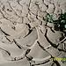 geplatzter Wadi-Boden