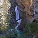 Johnston Canyon Lower Falls