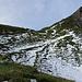 Rückblick auf den Col du Jorat