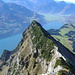 Aussicht vom Leistchamm 2101m
