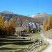 Blick zurück auf die andere Talseite in Richtung Albula