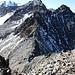 <b>La cresta Sud del Wiesjagglkopf (3127 m), dalla quale sono salito.</b>