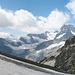 Matterhorn, Dent d`Herens, Obergabelhorn u. Wellekuppe