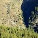 Il sentiero che sale dall' Alpe di Pozzo all' alpe Quarnei