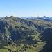 Blick Richtung Damülser Berge und ins Oberallgäu