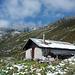 Hübsche Alp beim Lag Serein