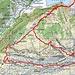 Route Rautispitz