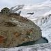 Mutthornhütte mit Windkessel und eigenem Gletschersee
