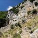 bei den Felswänden der Remite Quelle