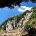 im Aufstieg zum Monte Bulgheria